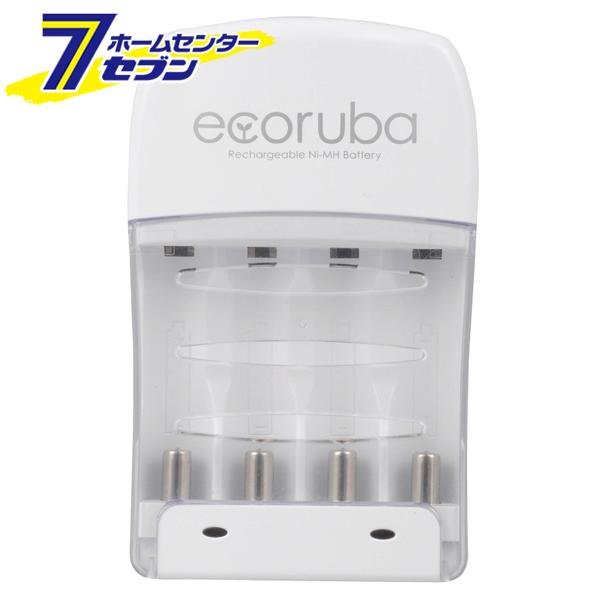 オーム電機 エコルーバ 専用充電器 品番 特価品コーナー☆ 07-6314 BT-JUTK1 格安 価格でご提供いたします 乾電池 充電器 スマホ