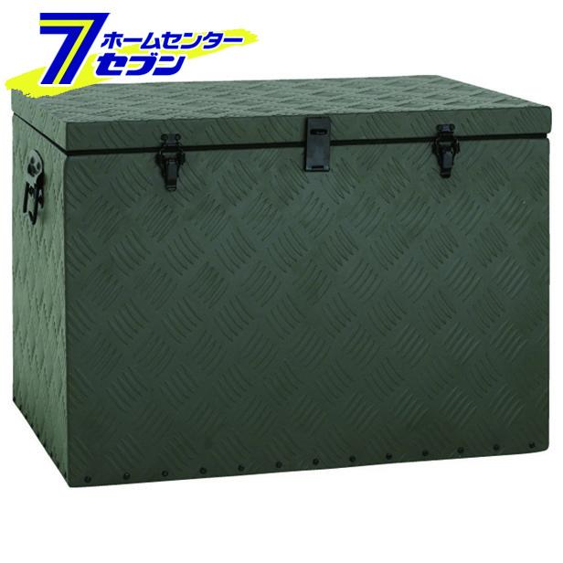 【送料無料】 万能アルミボックス ODグリーン BXA065GR アルインコ ALINCO [収納ボックス 収納箱 収納用品 マルチボックス 工具箱]