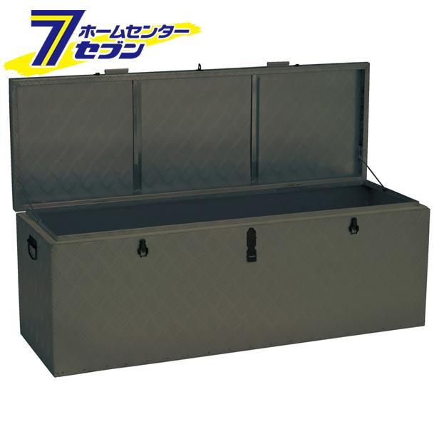 万能アルミボックス ODグリーン BXA135GR アルインコ ALINCO [収納ボックス 収納箱 収納用品 マルチボックス 工具箱]【キャッシュレス5%還元】