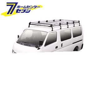 TUFREQ(タフレック) Hシリーズ 6本脚 雨どい付車(ハイルーフ) [品番:HH234C] 精興工業 [キャリア 業務用 自動車]【キャッシュレス5%還元】