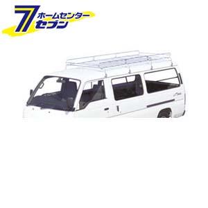 TUFREQ(タフレック) Lシリーズ 10本脚 雨どい付車(ハイルーフ) [品番:L380] 精興工業 [キャリア 業務用 自動車]【キャッシュレス5%還元】