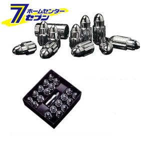 【送料無料】WORK ワーク ブライトリングナット ショート M12×P1.5 4穴車用 [ホイールパーツ ロックナットセット]