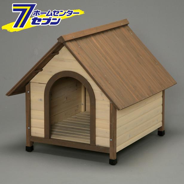ウッディ犬舎 ブラウン WDK-900 アイリスオーヤマ [WDK900]【キャッシュレス5%還元】【hc9】
