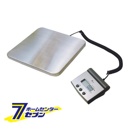 【送料無料】デジタル台ハカリ 100KG 70108 シンワ測定  [大工道具 測定具]