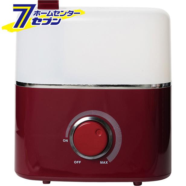 【送料無料】 超音波加湿器 レッド 6~10畳 TUH-N35-R トヨトミ [アロマ加湿器 空調家電 加湿器 風邪対策 インフルエンザ対策 乾燥対策]