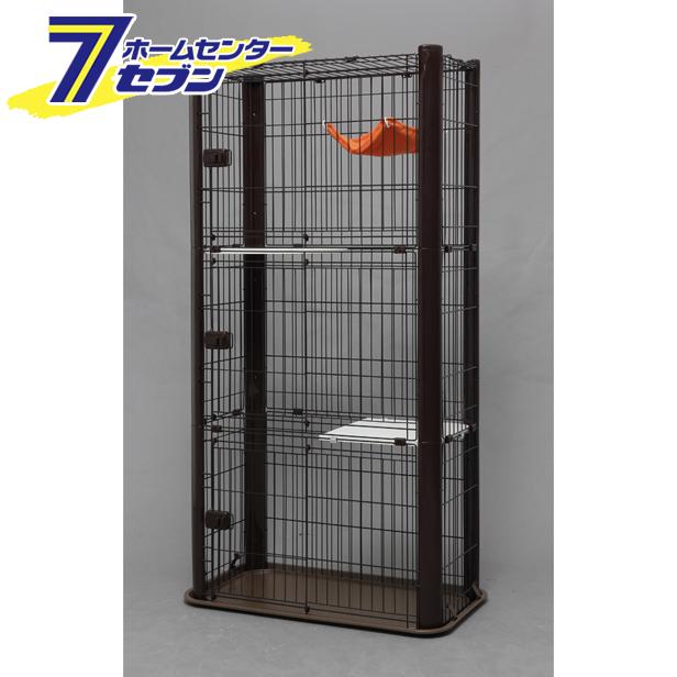 カラースリムケージ ブラウン P-CSC-903 アイリスオーヤマ [PCSC903]