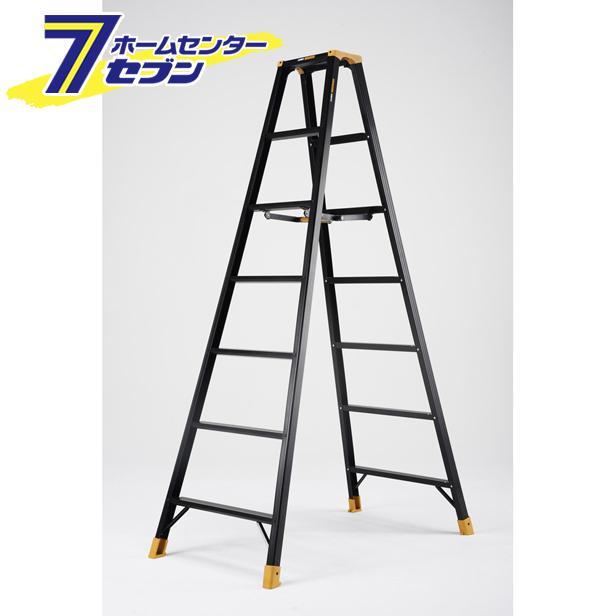 【送料無料】専用脚立 JAGUAR 約210cm JAG210B アルインコ [脚立 アルミ 軽量]