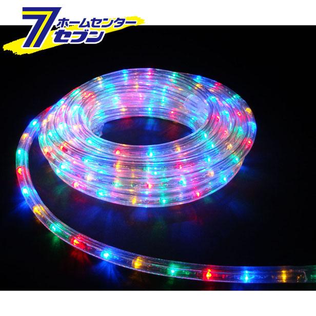コロナ産業 LEDルミネチューブ 46m ロール 4色ミックス/防雨型/LED46MiX2/スタンダード品【メーカー直送:代引不可】【キャッシュレス5%還元】