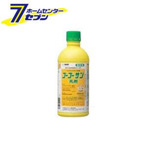 ゴーゴーサン乳剤 500ml (5本セット) BASF [農薬 万能殺虫剤 殺虫剤 乳剤 野菜 稲 散布 一般農薬]【キャッシュレス5%還元】