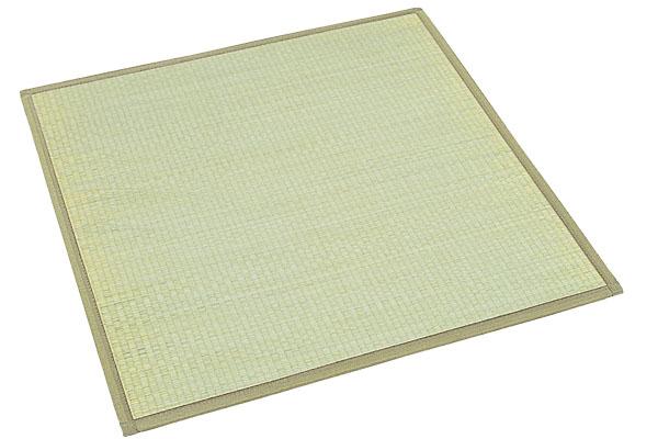 い草ふんわりフロアー畳 椿 約70×70×1.5/9枚セット 大島屋 [フロア 畳 マット]【キャッシュレス5%還元】