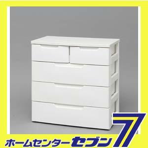 MUチェスト ホワイト/ホワイト MU-7232 アイリスオーヤマ [MU7232]