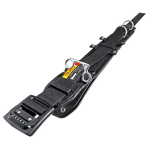 作業用品 保護具 安全帯 売れ筋 タジマ 4975364264923:16480 胴当てベルトフラットD2黒L WFXD2-ABL 予約販売
