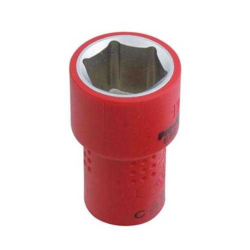 手工具 駆動工具 ソケット ハンドル 迅速な対応で商品をお届け致します Pro-Auto 4989530610360:16480 セール価格 17mm 3 8絶縁ソケット ES3170