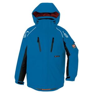 アイトス 防寒ジャケット(男女兼用) カラー:ブルー サイズ:LL (ボウカンジャケット) [6063ー006]【4548413322068:11057】