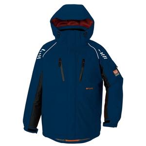 アイトス 防寒ジャケット(男女兼用) カラー:ネイビー サイズ:3L (ボウカンジャケット) [6063ー008]【4548413322143:11057】