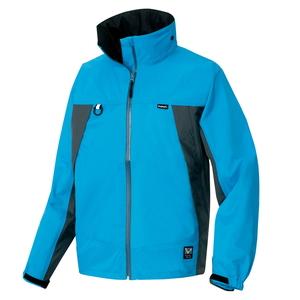アイトス 全天候型ジャケット カラー:ブルー サイズ:M (ディアプレックスジャケット) [56301ー006]【4548413281426:11057】