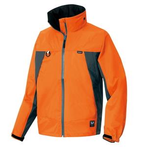 アイトス 全天候型ジャケット カラー:オレンジ サイズ:M (ディアプレックスジャケット) [56301ー063]【4548413281600:11057】