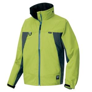 アイトス 全天候型ジャケット カラー:ミントグリーン サイズ:5L (ディアプレックスジャケット) [56301ー035]【4548413326868:11057】