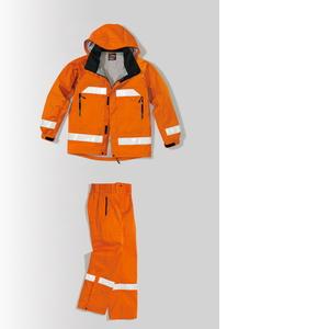 アイトス 全天候型リフレクタージャケット(男女兼用) カラー:ブルー サイズ:5L (ディアプレックスレインJK) [56303ー006]【4548413405969:11057】