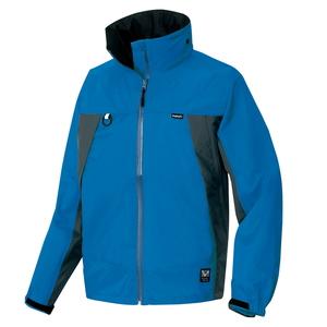 アイトス 全天候型ジャケット カラー:スチールブルー サイズ:M (ディアプレックスジャケット) [56301ー016]【4548413899300:11057】