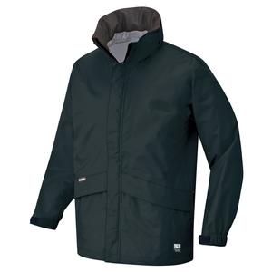 アイトス 全天候型ベーシックジャケット カラー:ブラック サイズ:LL (ディアプレックスジャケット) [56314ー010]【4548413899393:11057】