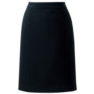 送料込 アイトス 2018-19 仕事服百撰カタログ スカート サイズ:5 カラー:ブラック レギュラースカート 新色追加して再販 HCS3500ー099