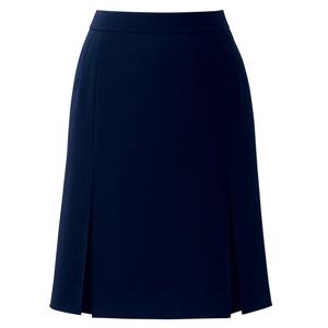 アイトス プリーツスカート カラー:コン サイズ:23 (プリーツスカート) [HCS3501ー011]【4548413713637:11057】