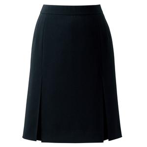 毎日がバーゲンセール アイトス 数量は多 2018-19 仕事服百撰カタログ プリーツスカート HCS3501ー099 カラー:ブラック サイズ:7