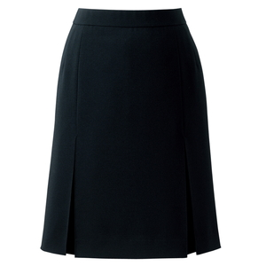 <title>アイトス 2018-19 秀逸 仕事服百撰カタログ プリーツスカート カラー:ブラック サイズ:15 HCS3501ー099</title>