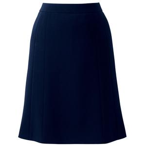アイトス フレアースカート カラー:コン サイズ:21 (フレアースカート) [HCS3502ー011]【4548413713903:11057】