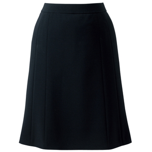 <title>アイトス 2018-19 仕事服百撰カタログ フレアースカート カラー:ブラック サイズ:15 HCS3502ー099 倉</title>