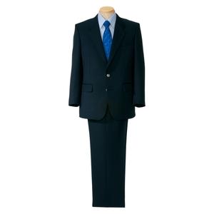 アイトス サージジャケット(サイドベンツ) カラー:コン サイズ:A5 (サージジャケット) [116ー108]【4932514267494:11057】