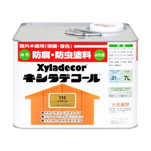 大阪ガスケミカル キシラデコール スプルース 7L 【4571152252570:12168】