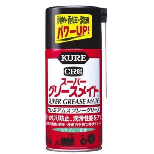カーメンテナンス [再販ご予約限定送料無料] 潤滑剤 グリス 呉工業 スーパーグリースメイト 新着セール KURE 300ml