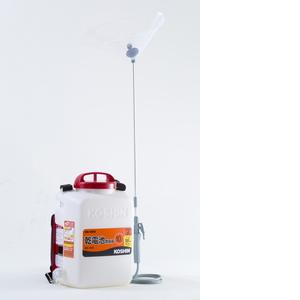 □ 工進 乾電池式背負噴霧器DK10D [在庫品B]【4971770453203:999111】