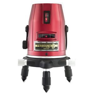 YAMASHIN 墨出し器 レーザーマスタープレミアム 本体+受光器 PM-3-J 【4534587901321:12903】