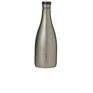 □ スノーピーク 酒筒(さかづつ)Titanium TW-540 【4960589000784:13285】