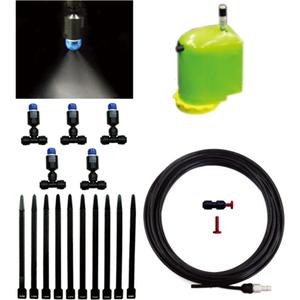 三栄水栓 ミストポンプセット(加圧ポンプタイプ) ECXH1710S-13-ZA【4973987212369:13750】