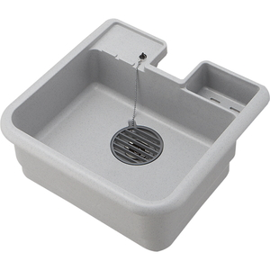 三栄水栓 水栓柱パン HW80-550【4973987349195:13750】