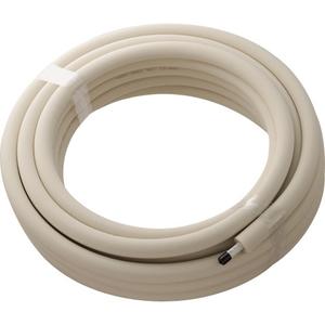 三栄水栓 保温材付アルミ複合架橋ポリエチレン管(Type X) T102-2Y-10AX25-20【4973987752124:13750】
