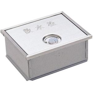 三栄水栓 カギ付散水栓ボックス(床面用) R81-6【4973987889127:13750】