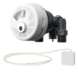 三栄水栓 一口循環接続金具|バスルーム用| T411-30-13【4973987760495:13750】