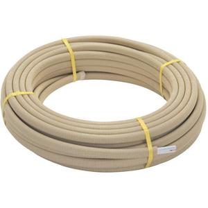 三栄水栓 さや管付ペア樹脂管|バスルーム用| T421-863E-10A【4973987768392:13750】