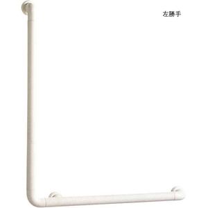 三栄水栓 ソフトバーL型 W580-D【4973987979705:13750】