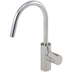三栄水栓 シングルワンホール混合栓(寒冷地用) K8751JK-13【4973987600173:13750】