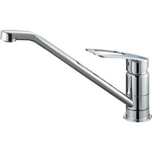 三栄水栓 シングルワンホール混合栓(寒冷地用) K87110ETJK-13【4973987600586:13750】