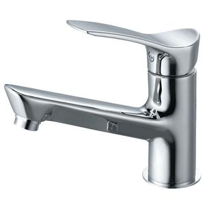 三栄水栓 シングルワンホール洗面混合栓(寒冷地用) K4712NJK-13【4973987606519:13750】