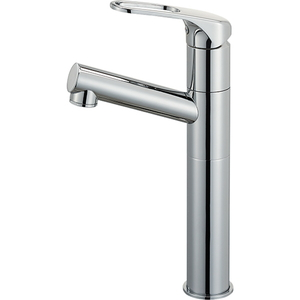 三栄水栓 シングルワンホール洗面混合栓 K475NJVZ-2TU-13【4973987609831:13750】