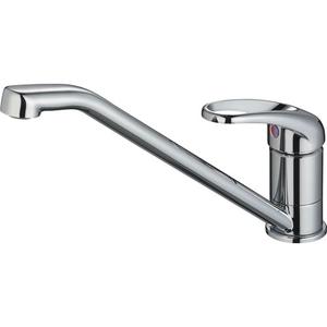 三栄水栓 シングルワンホール混合栓(寒冷地用) K87111JK-13【4973987610769:13750】