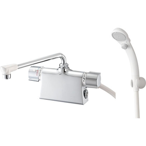 三栄水栓 サーモデッキシャワー混合栓 SK7850D-L-13【4973987661099:13750】
